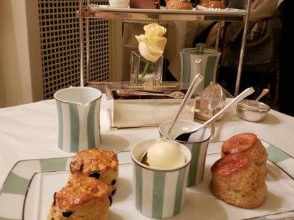 【クラリッジス(Claridge's)】最高のアフタヌーンティーを優雅に満喫 | ロンドン