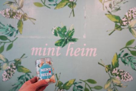 【ミントハイム(MINT HEIM)】チョコミンターの聖地!? チョコミントがもっと好きになる! | ソウル