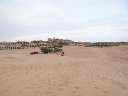 【アナンタラ・カスール・アル・サラブ(anantara qasr al sarab)】王族が愛するホテル | リワ砂漠