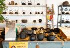 【ナカオ】カフェでまったり 器を眺めてのんびり | 富谷市成田