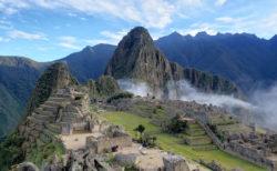 【マチュ・ピチュ(Machu Picchu)&ワイナ・ピチュ(Huayna Picchu)】前編 インカ帝国の遺跡で想い馳せる   マチュ・ピチュ