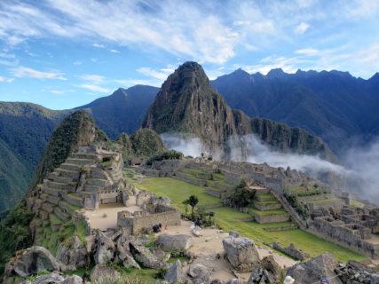 【マチュ・ピチュ&ワイナ・ピチュ】前編 インカ帝国の遺跡で想い馳せる | マチュ・ピチュ