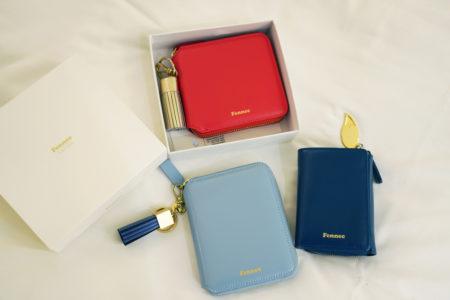 【フェネック(Fennec)】シンプルなデザインとカラーバリエーション豊富なお財布達 | ソウル