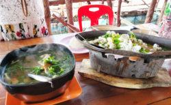 【Bang Mud Seafoods】えっ、こんな所に? 船で行くしかない珍しい海上レストランでハラハラドキドキの事件が…… | プーケット