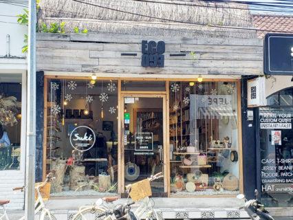 【エコエゴ】地元に根付いたハンドメイドのブランドショップ | バリ島スミニャック