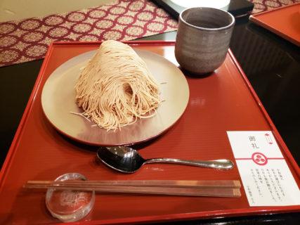 【小布施堂本店】期間限定の美しき栗菓子『朱雀』はモンブランではない……! | 小布施町