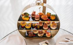 【アルマーニ/リストランテ】アルマーニブランドのアフタヌーンティーで極上のおもてなしを!|中央区銀座