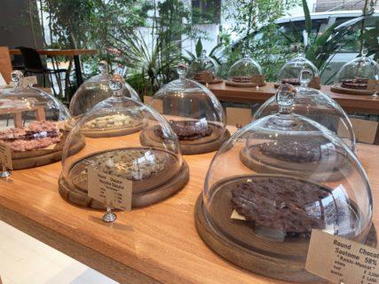 【アンジュールショコラ】手土産に喜ばれる事間違いなし! 表参道の裏路地にある素敵なチョコレートショップ | 渋谷区神宮前