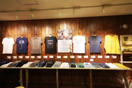 【海想】海がモチーフのデザインに心が奪われる……絶対買いのシャツが揃うお店! | 那覇市牧志