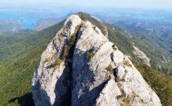 【白嶽】リアル対馬の絶景! 山自体がご神体という霊峰は筆者史上一番危険度が高かった…… | 対馬市美津島町